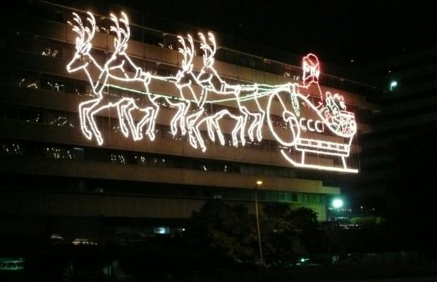 CCCT Trineo de navidad